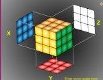 IQ игра Рубик
