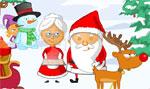 разни игра Романтична Коледа