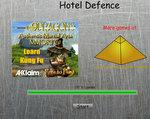 бойни игра HOTEL DEFENSE