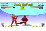 двубои игра Santa Fighter