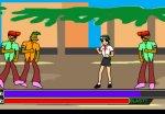 аркадни игра Училищен бой