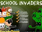 бойни игра Нашествие в училище