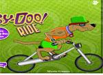 фънски игра Скуби Ду кара колело