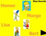 разни игра Домът на Симпсън
