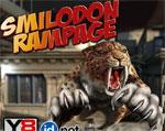 разни игра Мощен тигър