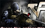 бойни игра Краля на снайпера