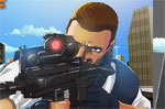 бойни игра Полицейски снайперист