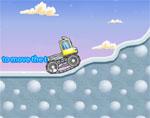 разни игра Снежен камион 2