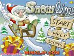 разни игра Снежна линия