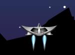 разни игра Космически кораб