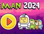 разни игра Космически човек 2024