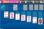на карти игра Speed Solitaire