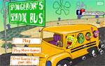 фънски игра Училищния автобус на СпонджБоб