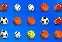 разни игра Комплектовай топките