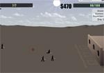 бойни игра Отбрана