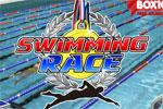 спортни игра Състезание по плуване