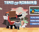 аркадни игра Екип от крадци