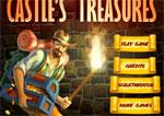 разни игра Съкровище в замъка