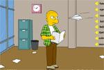 разни игра Симпсън герой