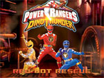 фънски игра Power Ranger