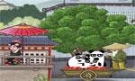 пъзели игра Три Панди в Япония