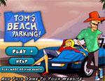 фънски игра Плажно паркиране