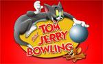 спортни игра Боулинг с Том и Джери