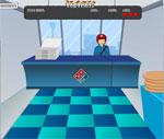 фънски игра Доминос Пица