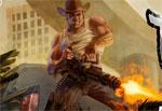 бойни игра Нападение от зомбита