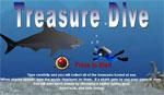 пъзели игра Гмуркане с акулите