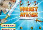 аркадни игра Нападението на пуйките