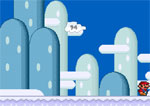фънски игра Mario Snow