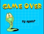 аркадни игра Little snake