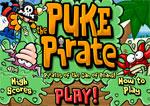 бойни игра Puke the pirate
