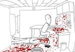 бойни игра Убий шефа