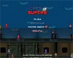 разни игра Полицаи срещу Супергерои