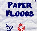 разни игра Paper floods