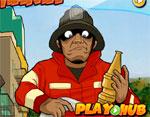 разни игра Пожарникар