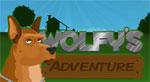 фънски игра Приключението на Вълка