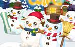 фънски игра Снежен човек