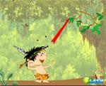 разни игра Младият индианец