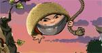 бойни игра Малката Нинджа
