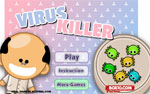 фънски игра Virus Killer