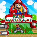 фънски игра Супер Марио Моторист